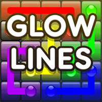 Glow Lines Game