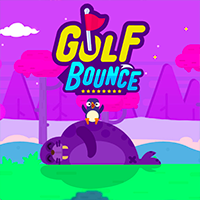 Golf Bounce Game