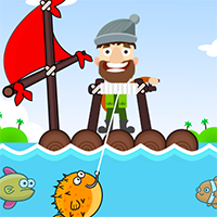 Happy Fishing Jogo