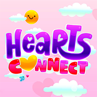 Hearts Connect Game