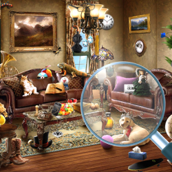 Home Makeover Hidden Object Game