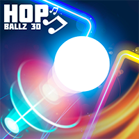 Hop Ballz 3D Game