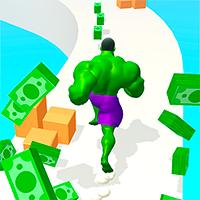 Hulk Money Run
