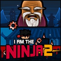 I am The Ninja 2 Game