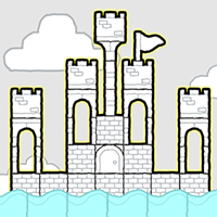 Idle Doodle City Game