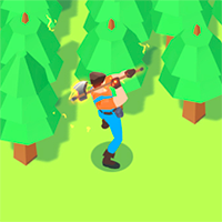Idle Lumberjack 3D Game