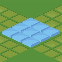 Isometric Puzzle Game