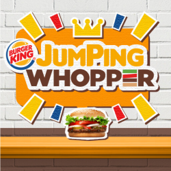 Jumping Whopper Game