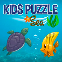 Kids Puzzle Sea Game