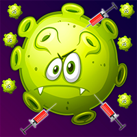 Kill the Coronavirus Game