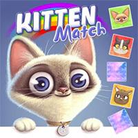 Kitten Match Game