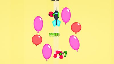 تفجير البالونات