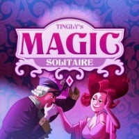 Magic Solitaire Game
