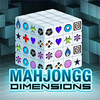 Mahjong Dimensions Game