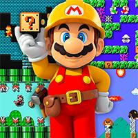 Mario Maker 2 Game
