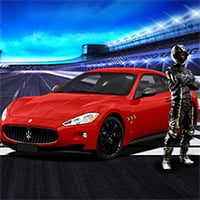 Maserati GranTurismo Game