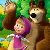 Masha and the Bear Game