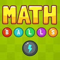 Math Balls Jogo
