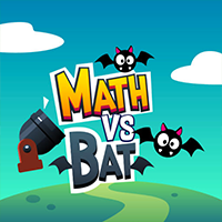 Math vs Bat Game
