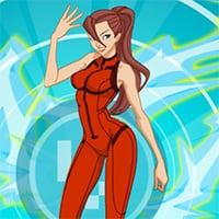 Mecha Girl Dress Up Jogo