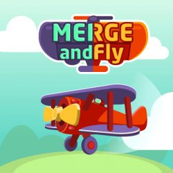 Merge and Fly Game