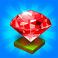 Merge the Gems Game