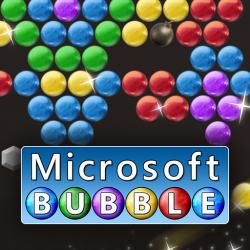 Microsoft Bubble Juego