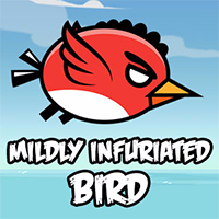 Mildly Infuriated Bird Game