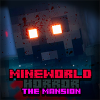 MineWorld Horror the Mansion Game