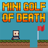 Mini Golf of Death Jogo