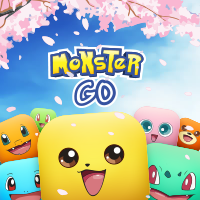 Monster Go Game