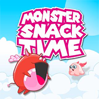 Monster Snack Time Game