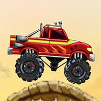 Monster Truck Madness Game