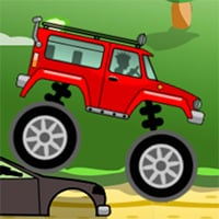 Monster Truck Racing Jogo