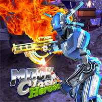 Moon Clash Heroes Game