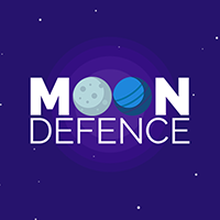 Moon Defence Game