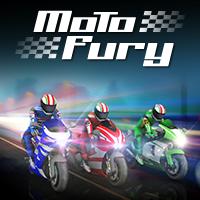 Moto Fury Jogo