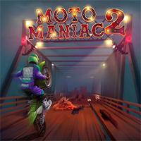 Moto Maniac 2 Game