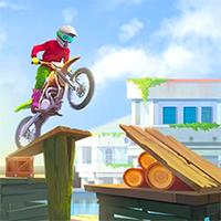 Moto Maniac Game
