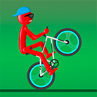 Mountain Bike Racing Game