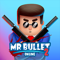 Mr Bullet 2 Online Game
