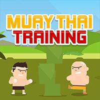 Muay Thai Training Jogo