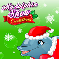 My Dolphin Show Christmas Game