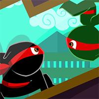 Ninja Action Jogo