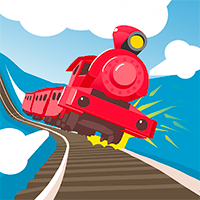 Off the Rails 3D Game