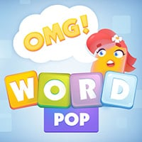 OMG Word Pop Game