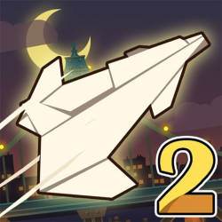 Paper Flight 2 Game
