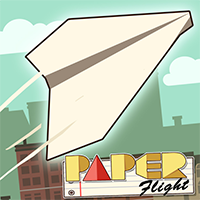 Paper Flight Game