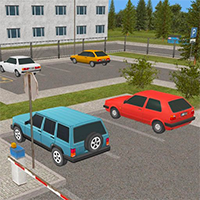 Parking Slot Game