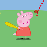 Peppa Pig Baseball Game
